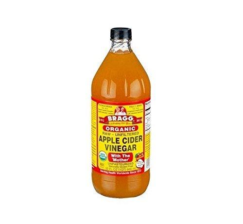 41ZwxjGBExL - Bragg, Apple Cider Vinegar, 32 oz by Bragg