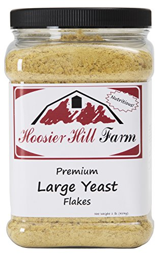 51SIhp2 1L - Hoosier Hill Farm Nutritional Yeast Flakes, 1 Pound