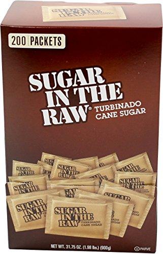 51W i0sfRqL - Sugar In The Raw, 200 Count