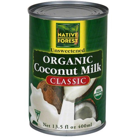 51s C 0XtwL - Native Forest Organic Coconut Milk Unsweetened -- 13.5 fl oz
