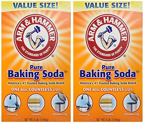61VJs37hO9L - Arm & Hammer Baking Soda-4LB (01170)