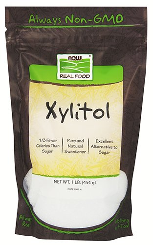 51XO0KfuA1L - Now Foods, Xylitol