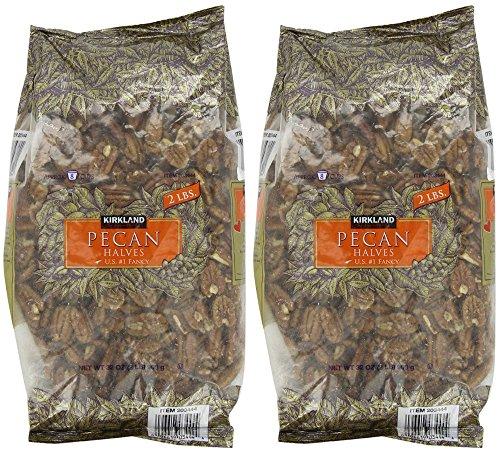 61WpOraNrGL - Kirkland Signature Pecan Halves, 2 Pounds